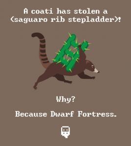 Coati Thief