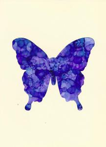 0 Butterfly Die Cut